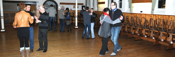 Tanzen im Bokelholmer SV